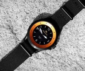 Rayseeker Solar Powered Watch