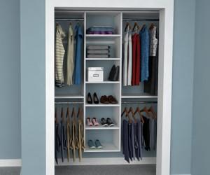 Reach-in Closet Organizer