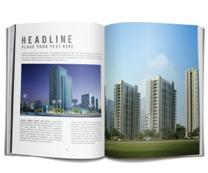 Real Estate Booklet Ideas By Real Estate Digital Branding Agency - New York, USA