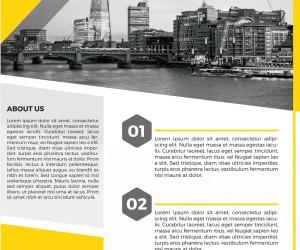 Real Estate Brochure Ideas By Real Estate Digital Branding Agency - London, UK