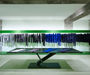 Reality Lab. Issey Miyake Store by Tokujin Yoshioka
