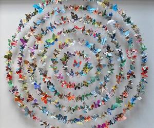 Rebecca J Coles Butterfly Art