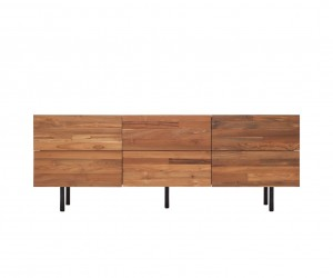 Reclaimed Teak Low Dresser by EQ3