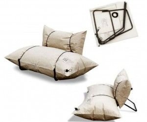 Recyclable, Compact Sofa