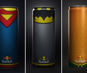 Red Bull Superheroes