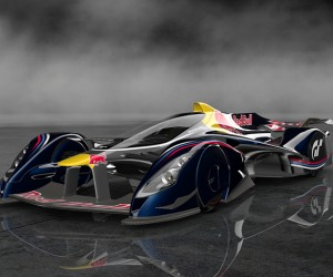 Red Bull X2014 revealed for Gran Turismo 6
