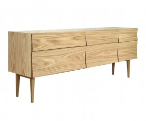 Reflect Sideboard Large by Sren Rose Studio for Muuto