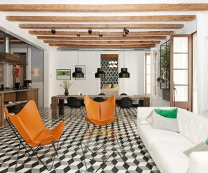Refurbished apartment in Barcelona