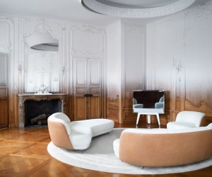 Stunning Refurbishment of a Parisian Apartment
