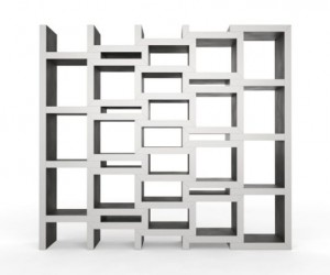 REK | The Bookcase That Grows With Your Collection