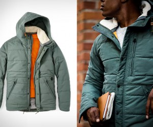 Relwen Channel Boarder Jacket