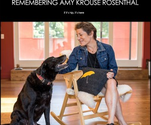 Remembering Amy Krause Rosenthal