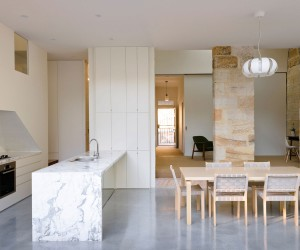Remodeling of a Sandstone Cottage Located in Balmain, New South Wales, Australia