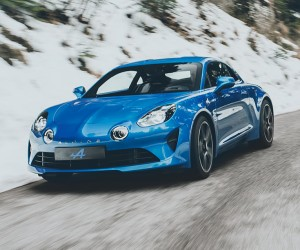 Renault Alpine A110 Sports Car