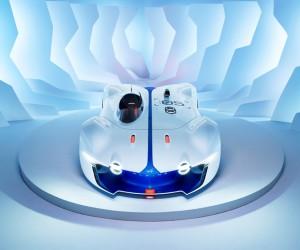 Renaults Alpine Vision Gran Turismo