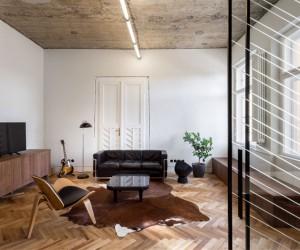 Renovated Apartment by Alexandru Szz Pop