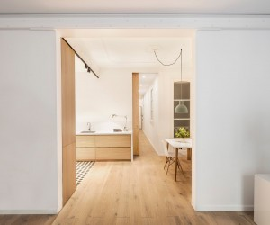 Renovation Alans Apartament in Barcelona by EO Arquitectura