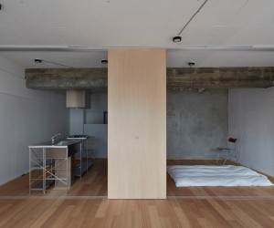 Renovation in Akasaka by FrontOfficeTokyo