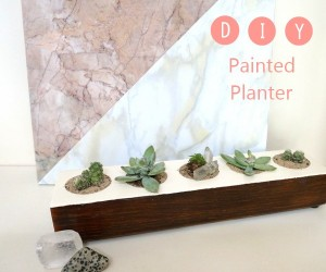 Repurpose A Votive Candle Holder Into A DIY Planter