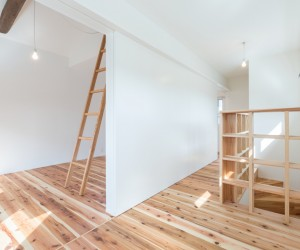 Residence in Hikone II by Koji Okumura