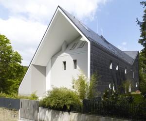 Residence Z in Taunus by Meixner Schlter Wendt