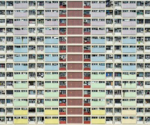 Residencity: Impressive Architecture Photography in Hong Kong by Thibaud Poirier