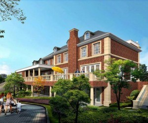Residential 3D Exterior Rendering Ideas from 3D Architectural Visualisation