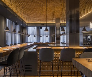 Restaurant 212 by Concrete Opens In Amsterdam