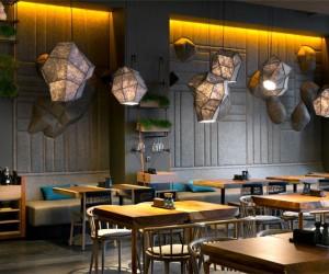 Restaurant in Kiev by YOD Design Studio