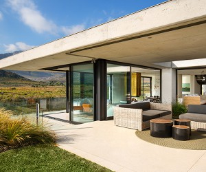 Restio River House by SAOTA, Pringle Bay