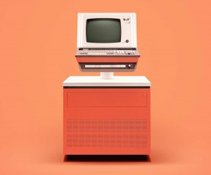 Restored Legends of Vintage Computers Throughout History