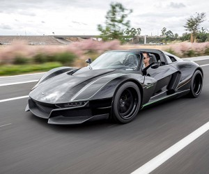 Rezvani Reveals Beast Alpha X Blackbird Edition
