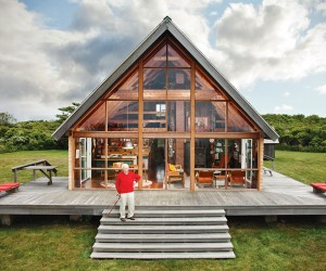 Rhode Island Vacation Home | Jens Risom