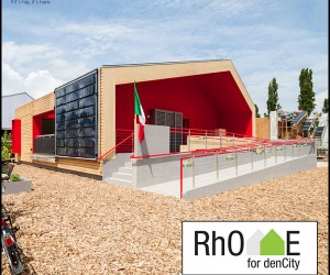 RhOME for denCity Wins 2014 European Solar Decathlon