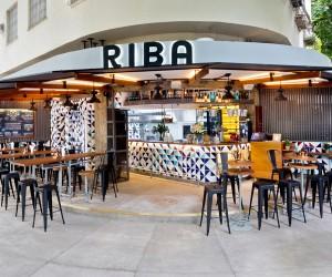 RIBA Bar by SuperLimo Studio, Rio de Janeiro