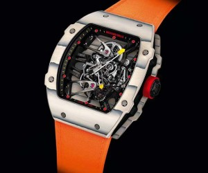 Richard Mille Introduces the Rafa Nadal RM 27-02 Tourbillon