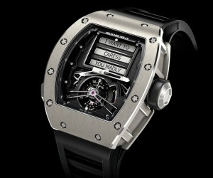 Richard Mille introduces the RM 69 Erotic Tourbillon