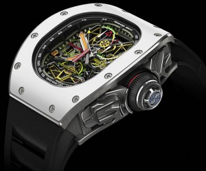 Richard Mille RM 50-02 ACJ Tourbillon Split Seconds Chronograph 1,050,000