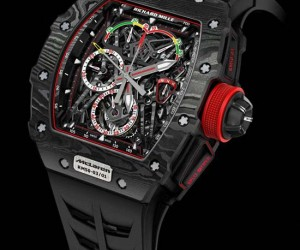 Richard Mille RM 50.03 McLaren F1 Is The Lightest Split-Seconds Chronograph