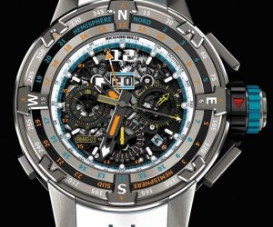 Richard Mille RM 60-01 Regatta Flyback Chronograph Les Voiles de Saint-Barth