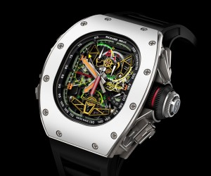Richard Mille x Airbus ACJ RM 50-02 Tourbillon Watch