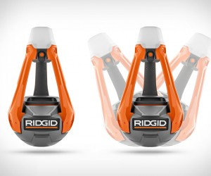 Ridgid Wobbly Work Lamp