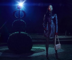 Rihanna is sultry for Diors 2015 Secret Garden
