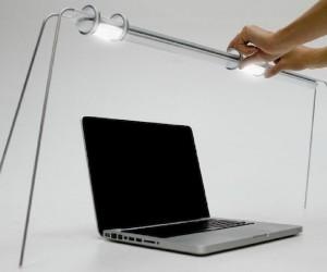 RIMA: The Sensual Desk Lamp