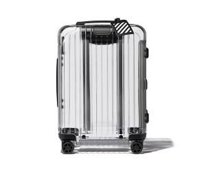 Rimowa x Off-White Transparent Suitcase