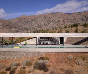 Ring House is an Oasis in a Beautiful But Very Demanding Environment