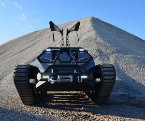 Ripsaw EV2 Worlds First Luxury Tank