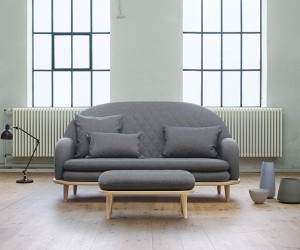 Rise Sofa serie by Note Design Studio for Fogia