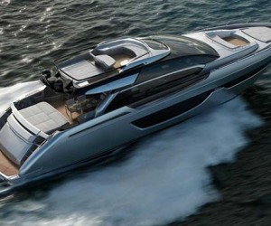 Riva Yachts Expands Its Fleet with the Riva 76 Coup