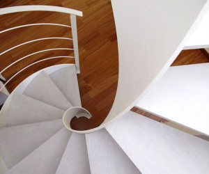 Rizzis Spiral Staircases